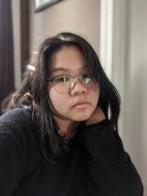 Author Ashley Deng